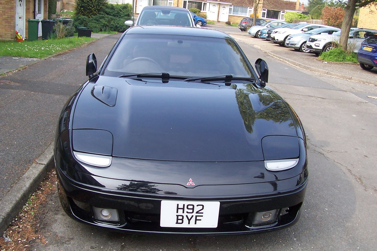 1991 Beautiful Japanese Sports car For Sale (picture 1 of 6)