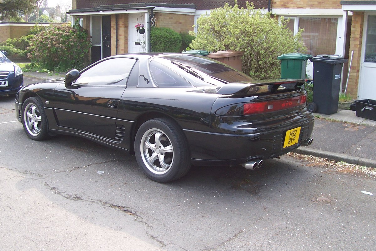 1991 Beautiful Japanese Sports car For Sale (picture 3 of 6)