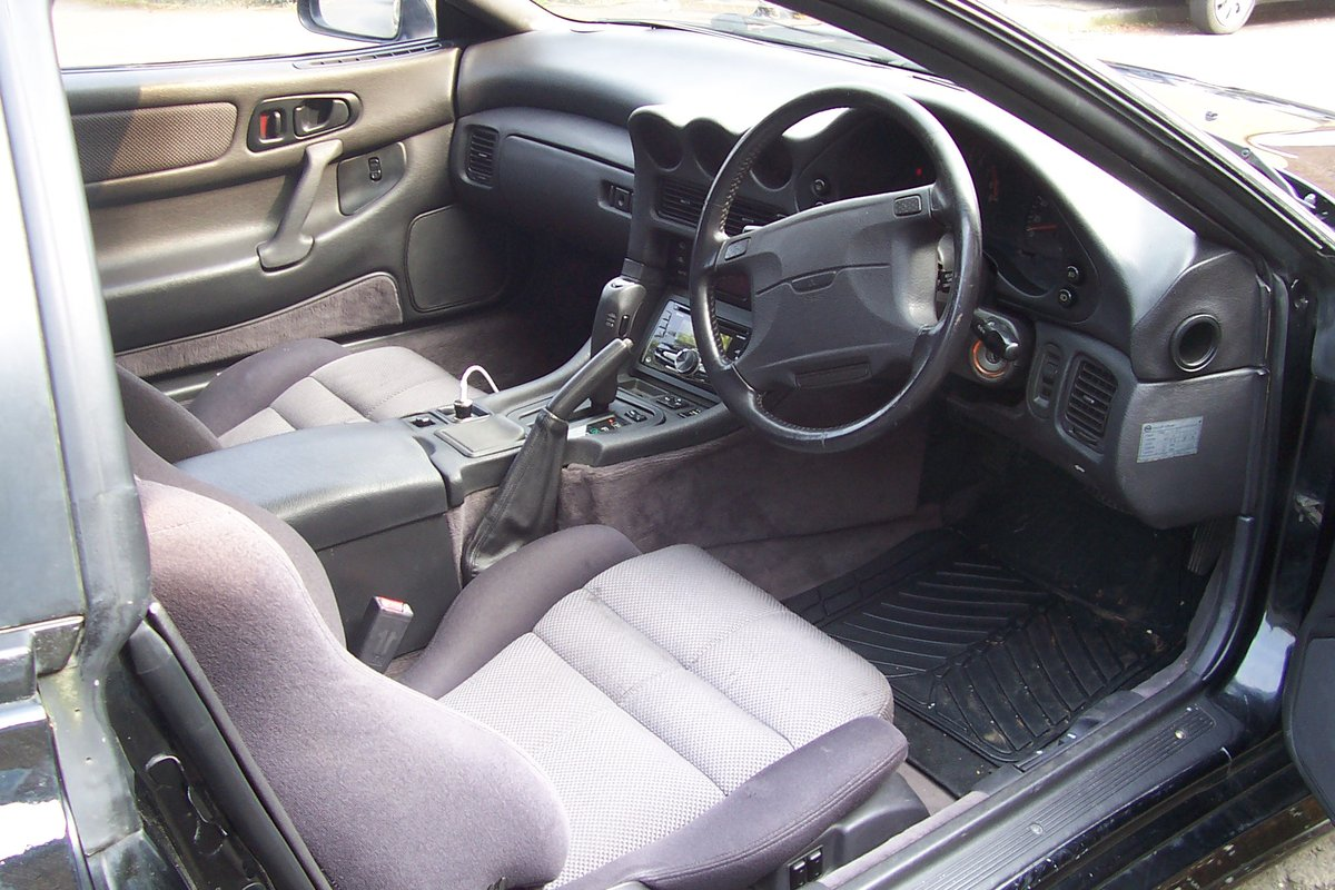 1991 Beautiful Japanese Sports car For Sale (picture 6 of 6)
