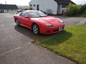 1994 Mitsubishi GTO 3lt v6 4wd auto For Sale