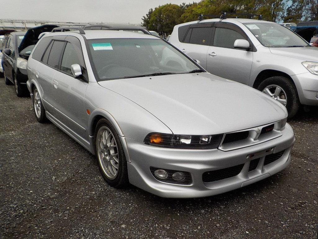 2001 MITSUBISHI LEGNUM RARE VR4 TYPE S 2.5 V6 24V 4WD AUTO ESTATE For Sale (picture 1 of 6)