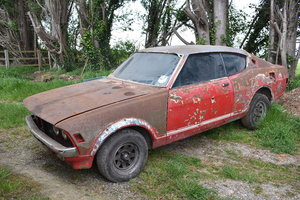 A 1977 Mitsubishi Colt GTO GSR project - 23/06/2019 For Sale by Auction