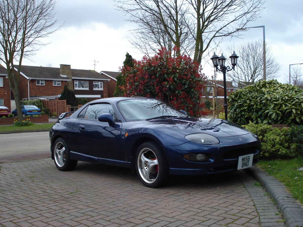 1995 Mitsubishi FTO GR For Sale (picture 1 of 6)