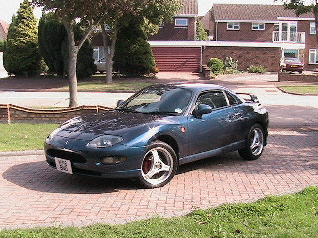 1995 Mitsubishi FTO GR For Sale (picture 5 of 6)