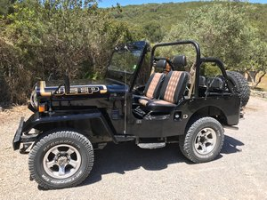 1992 JEEP J 53 For Sale