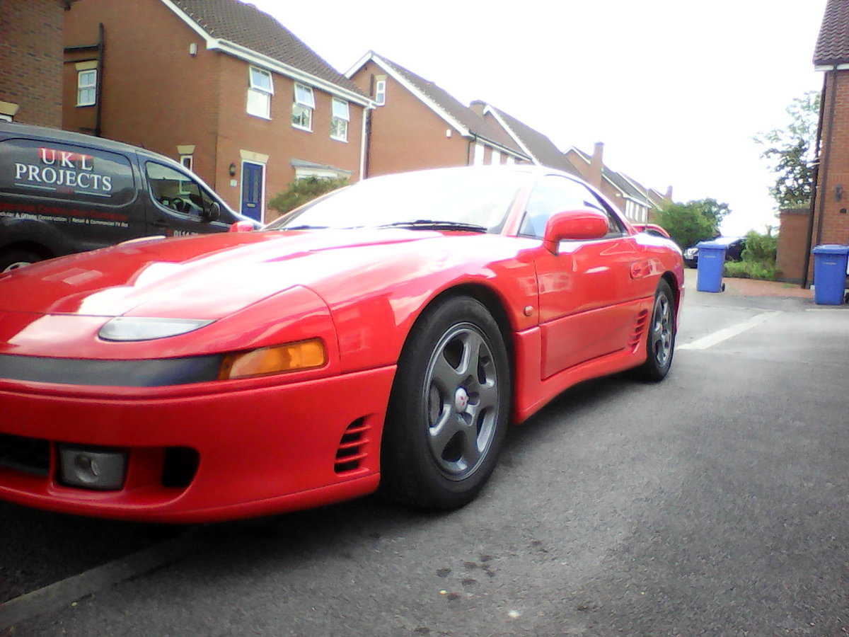 1992 Mitsubishi gto 4x4 3.0 sports coupe auto For Sale (picture 1 of 6)