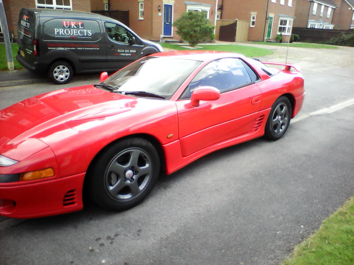 1992 Mitsubishi gto 4x4 3.0 sports coupe auto For Sale (picture 2 of 6)