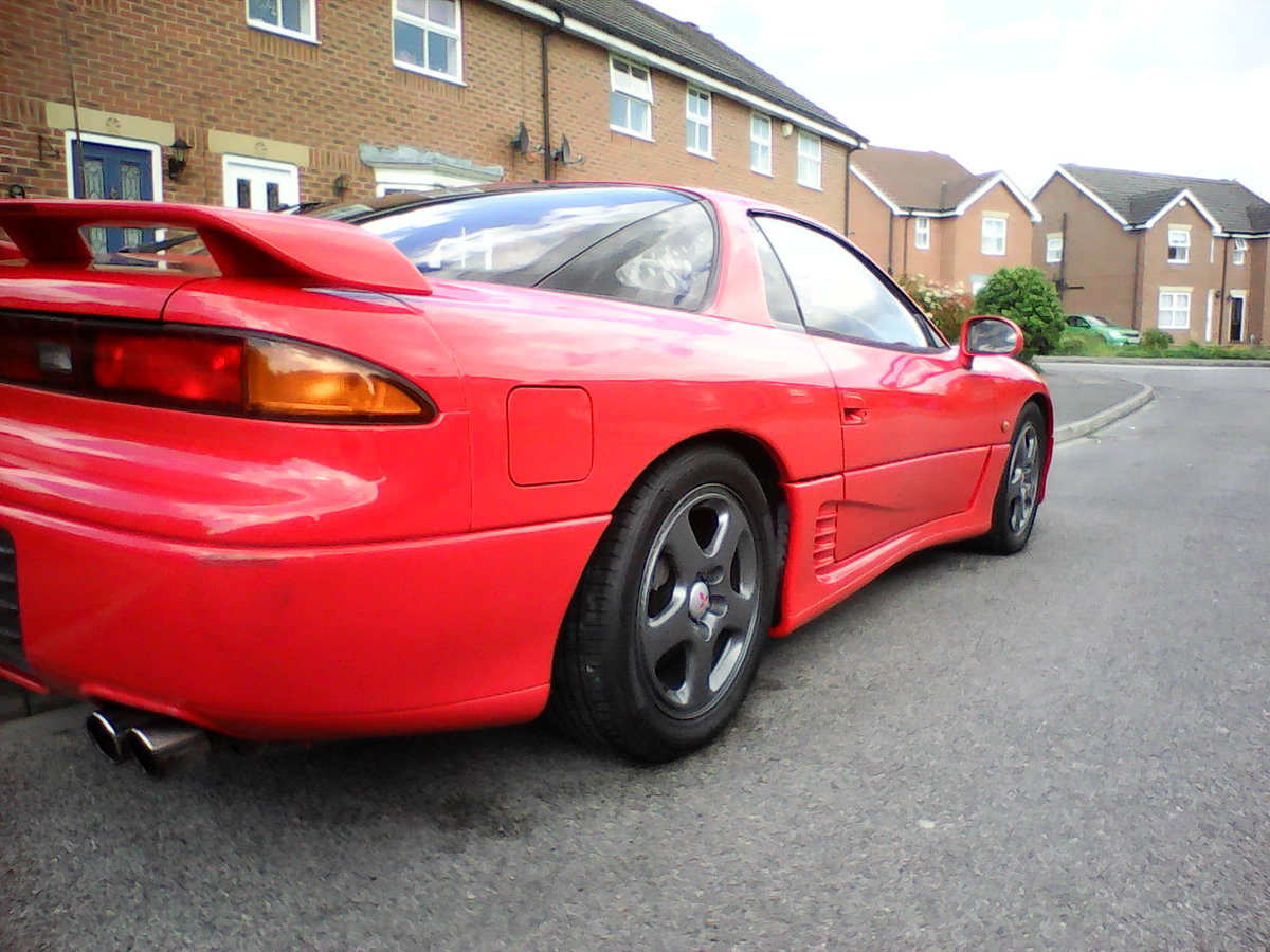 1992 Mitsubishi gto 4x4 3.0 sports coupe auto For Sale (picture 4 of 6)