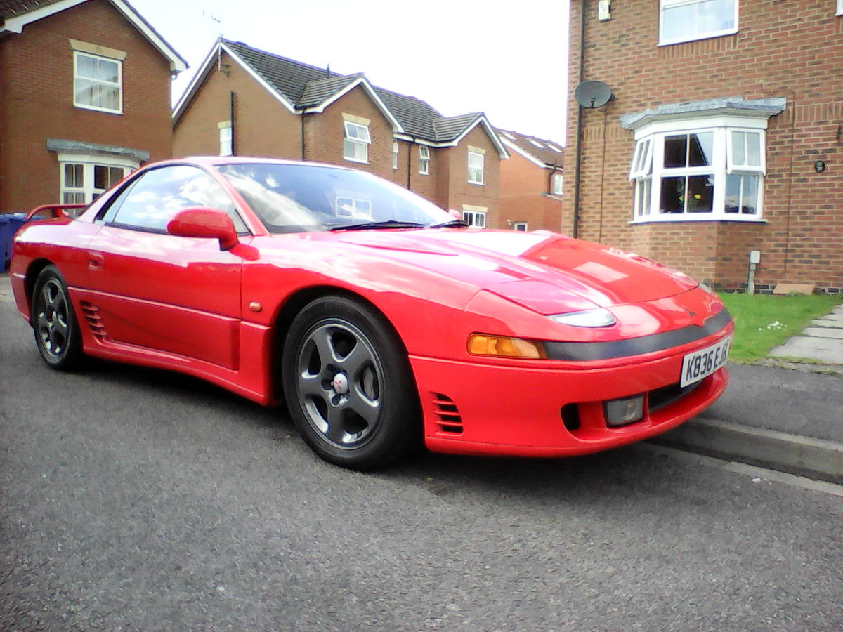 1992 Mitsubishi gto 4x4 3.0 sports coupe auto For Sale (picture 5 of 6)