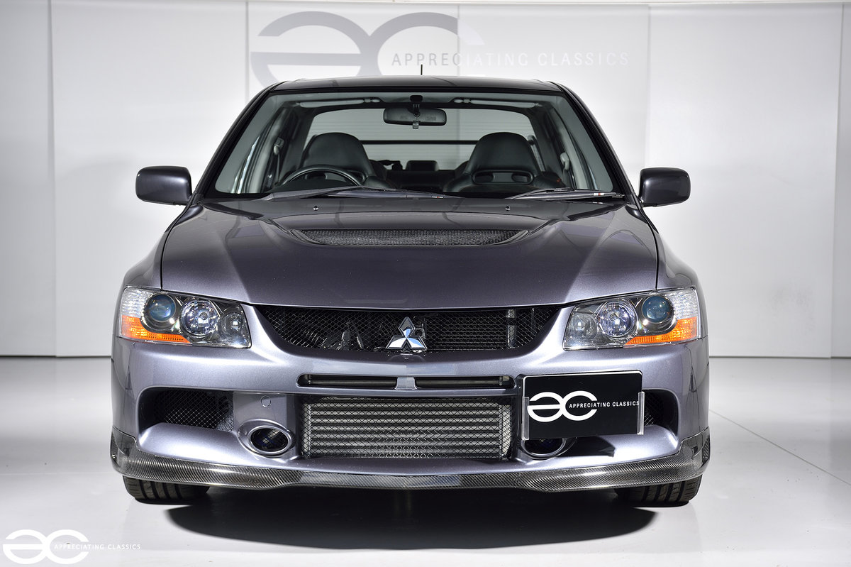 2008 Mitsubishi Lancer Evolution IX MR FQ360 HKS - *10K Miles* SOLD (picture 1 of 6)