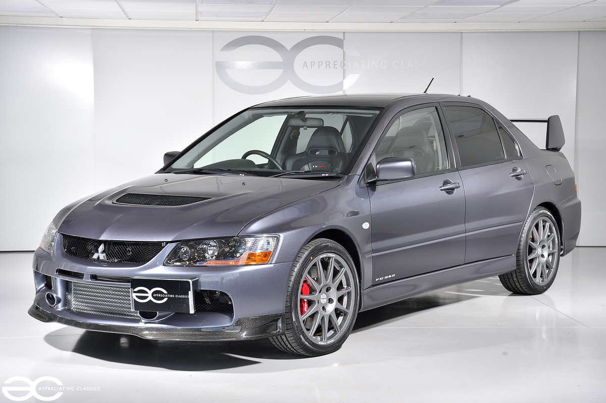 2008 Mitsubishi Lancer Evolution IX MR FQ360 HKS - *10K Miles* SOLD (picture 2 of 6)