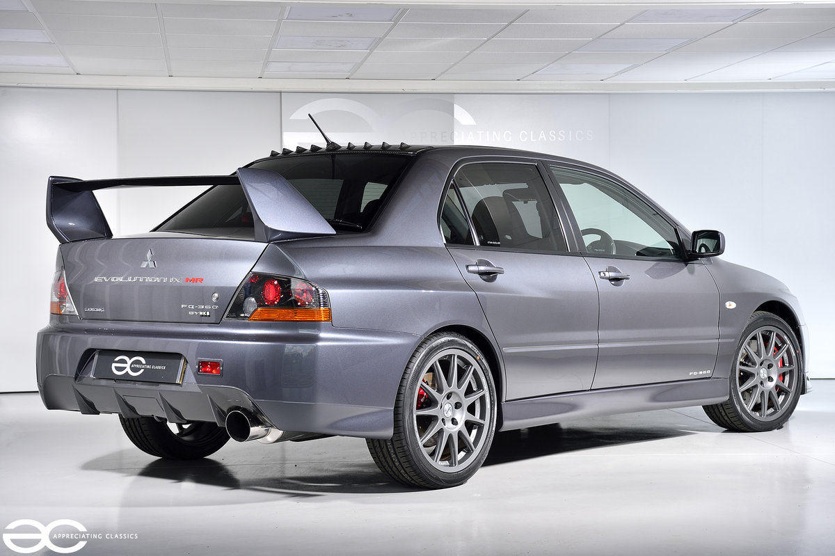2008 Mitsubishi Lancer Evolution IX MR FQ360 HKS - *10K Miles* SOLD (picture 3 of 6)