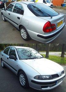 2003 Immaculate Mitsubishi Carisma 1.9 DiD. 11 mth MOT.