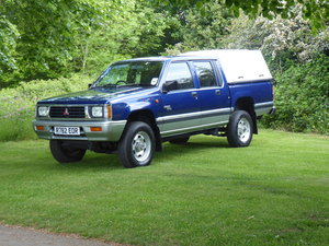 Picture of 1996 Mitsubishi L200 Classic  Low Mileage 4x4 Diesel  SOLD
