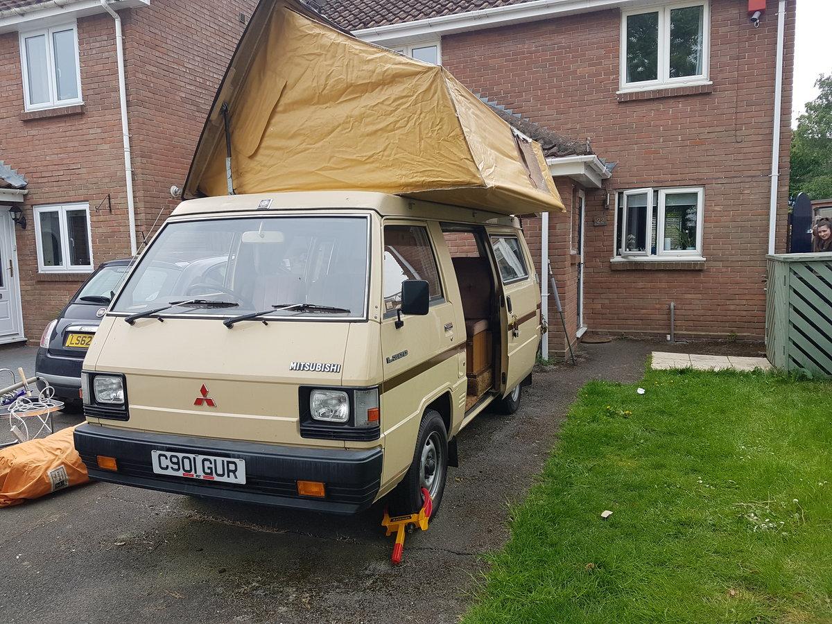 1986 Mitsubishi L300 5 Berth Camper For Sale