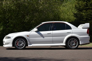 1999 Mitsubishi Lancer Evolution 6 VI - Grade 4 car, PX For Sale