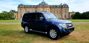 2007 LHD MITSUBISHI PAJERO / SHOGUN 3.2 4X4 LEFT HAND DRIVE  For Sale