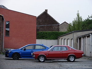 Mitsubishi Galant Hardtop coupe 1975 2000cc For Sale