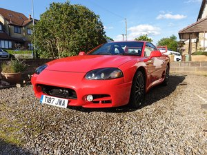 1999 Mitsubishi 3000 gt UK model For Sale
