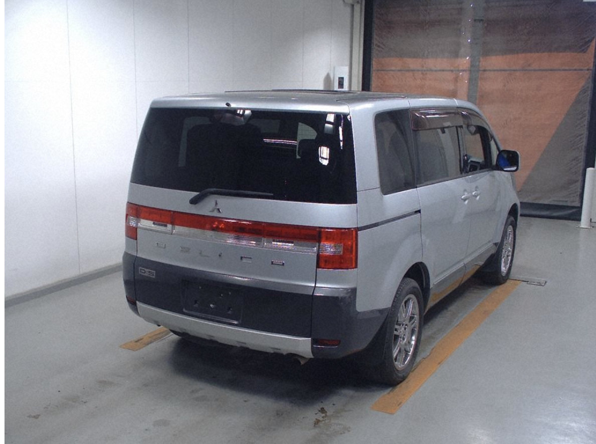 2008 Excellent Condition Delica for sale *Direct from Japan* For Sale (picture 4 of 6)