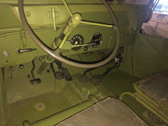 1975 jeep willys MA replica For Sale (picture 4 of 6)