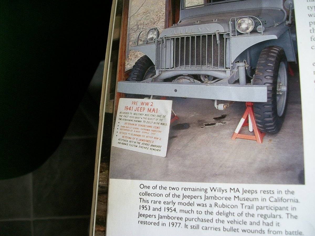 1975 jeep willys MA replica For Sale (picture 2 of 6)
