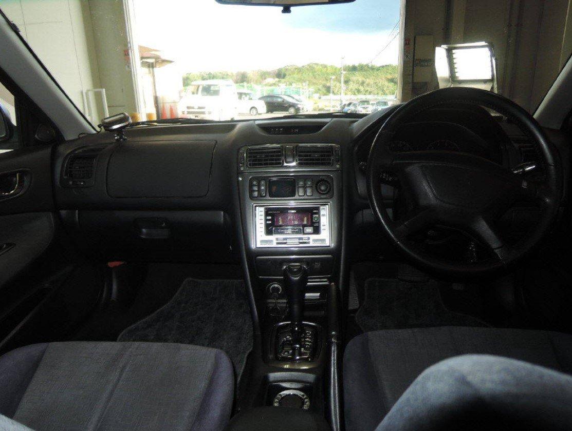 2002 MITSUBISHI LEGNUM RARE VR4 TYPE S 2.5 V6 24V 4WD AUTO ESTATE For Sale (picture 3 of 3)
