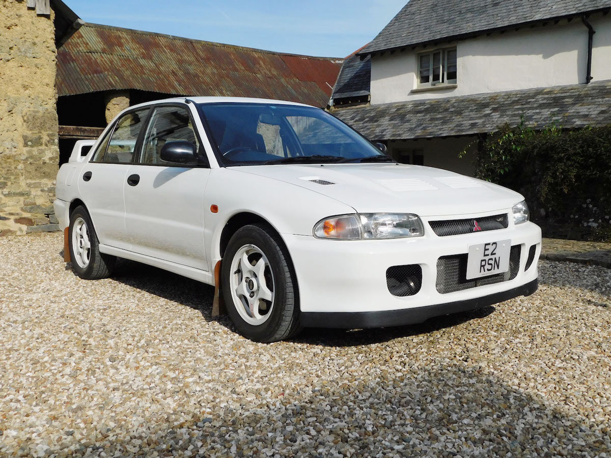 1994 Mitsubishi Lancer Evo II RS For Sale by Auction (picture 1 of 6)