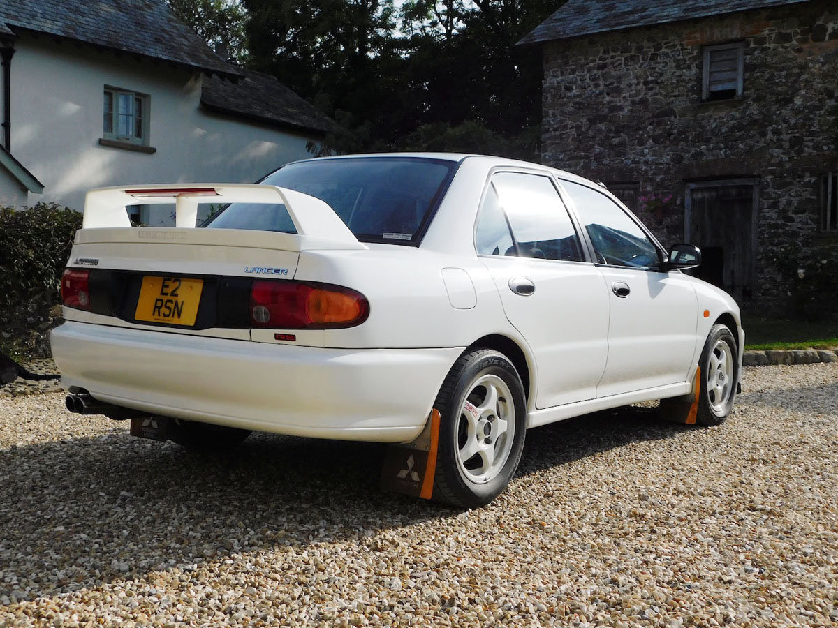 1994 Mitsubishi Lancer Evo II RS For Sale by Auction (picture 2 of 6)