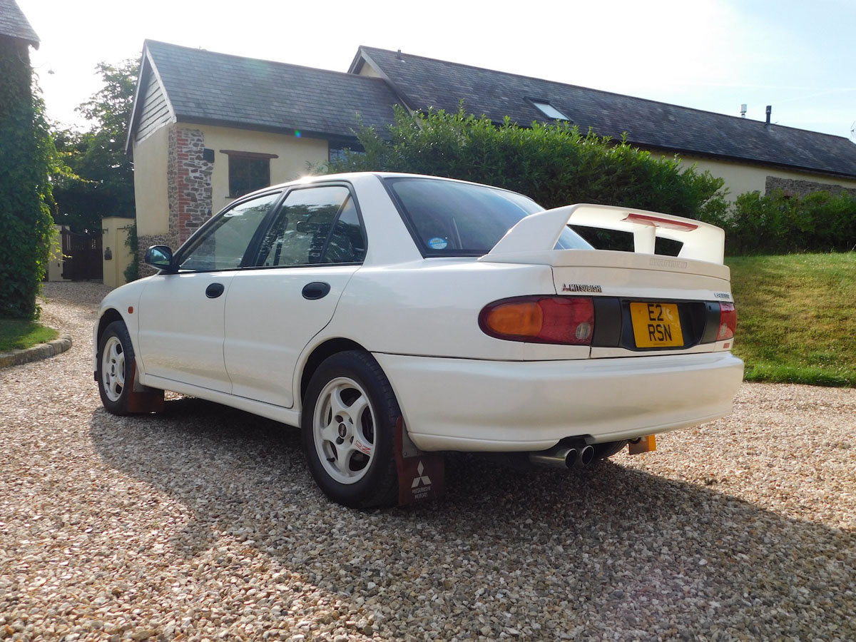 1994 Mitsubishi Lancer Evo II RS For Sale by Auction (picture 3 of 6)