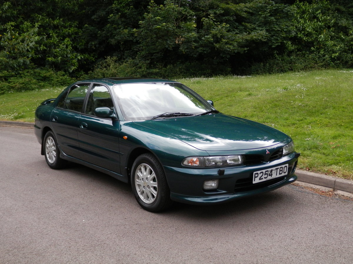 1996 Mitsubishi Galant 2.0 V6 24V.. Lovely Low Miles Example.. SOLD (picture 1 of 6)