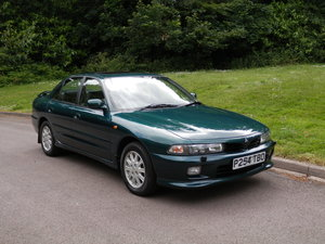 1996 Mitsubishi Galant 2.0 V6 24V.. Lovely Low Miles Example.. SOLD