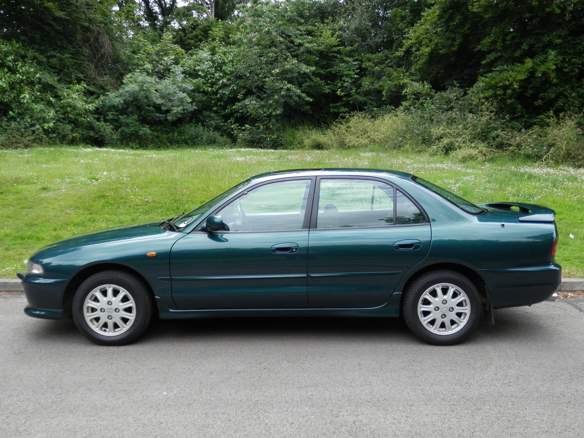 1996 Mitsubishi Galant 2.0 V6 24V.. Lovely Low Miles Example.. SOLD (picture 2 of 6)