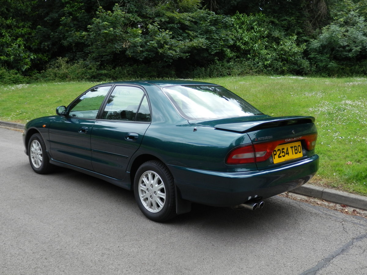 1996 Mitsubishi Galant 2.0 V6 24V.. Lovely Low Miles Example.. SOLD (picture 6 of 6)