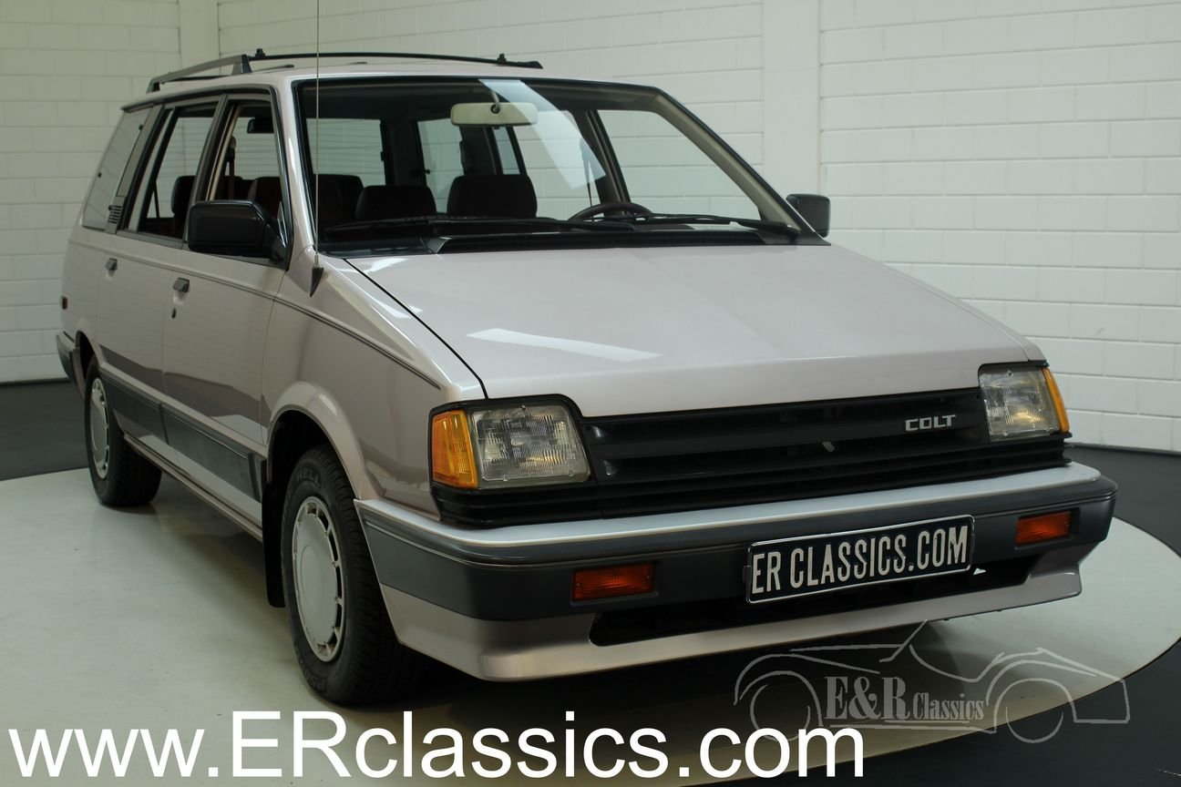 Mitsubishi Chariot Dodge Colt Vista Wagon 1987 only 73 miles For Sale (picture 1 of 6)
