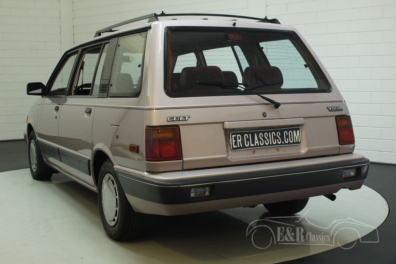 Mitsubishi Chariot Dodge Colt Vista Wagon 1987 only 73 miles For Sale (picture 6 of 6)