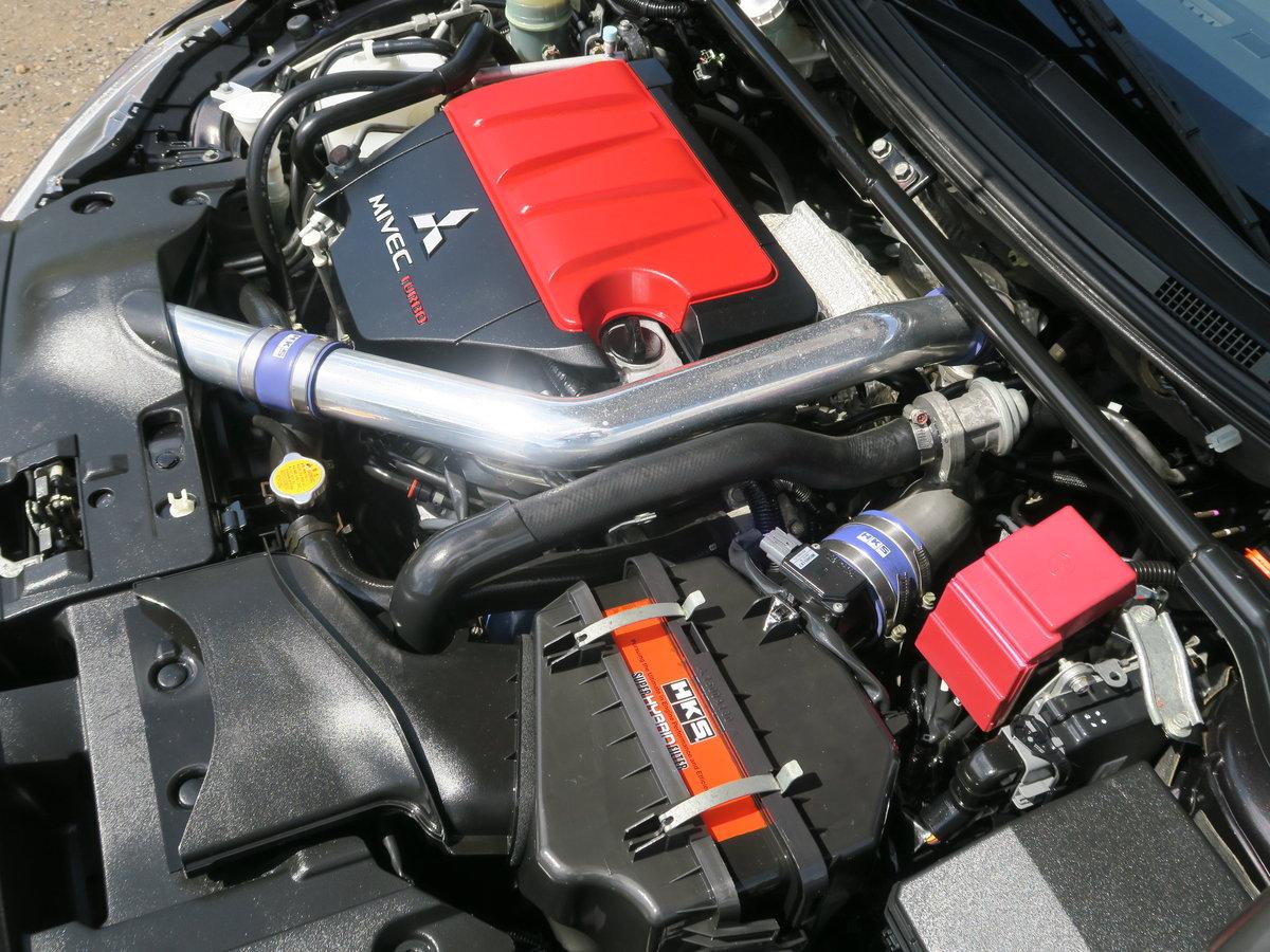 2008 Mitsubishi Lancer EVO X FQ 360 For Sale (picture 8 of 12)