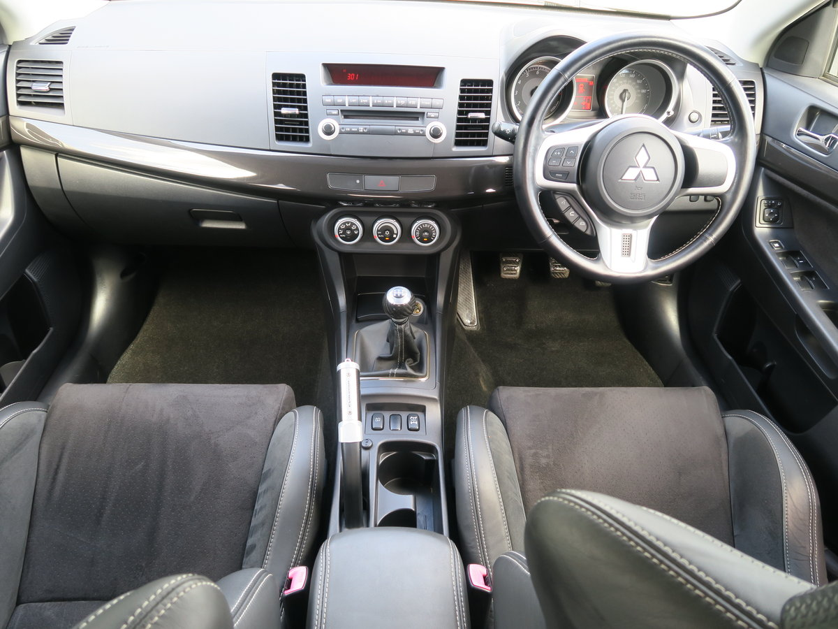2008 Mitsubishi Lancer EVO X FQ 360 For Sale (picture 11 of 12)