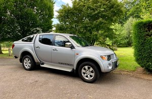 2010 mitsubishi l200 warrior di-d, automatic! For Sale