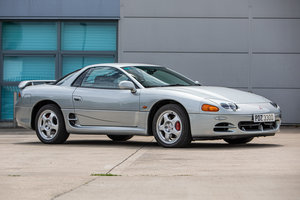 1997 MITSUBISHI 3000 GT 4WD AWS   LOT: 654 Est(£):8-£10,000 For Sale by Auction