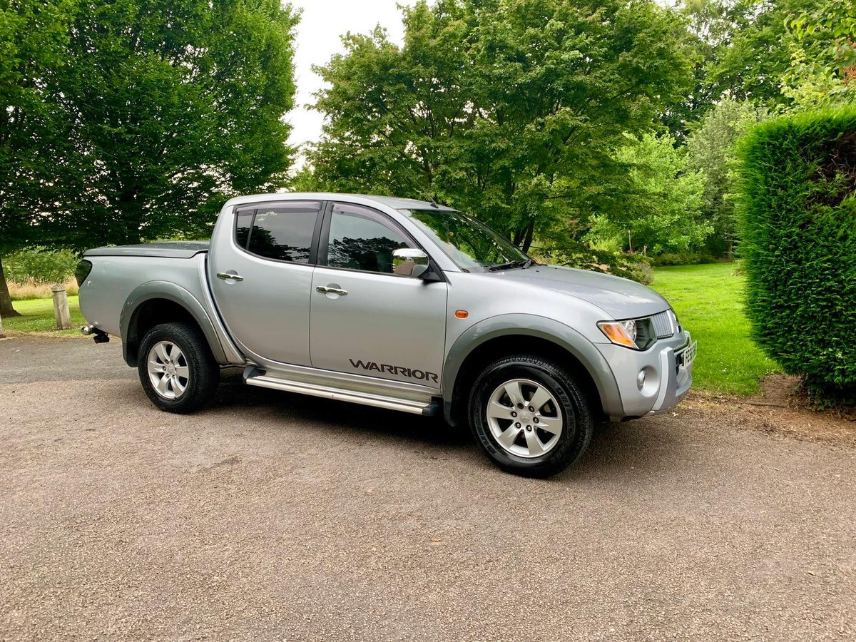 2006 L200, 1 owner! Service history! T-belt done! For Sale (picture 1 of 6)