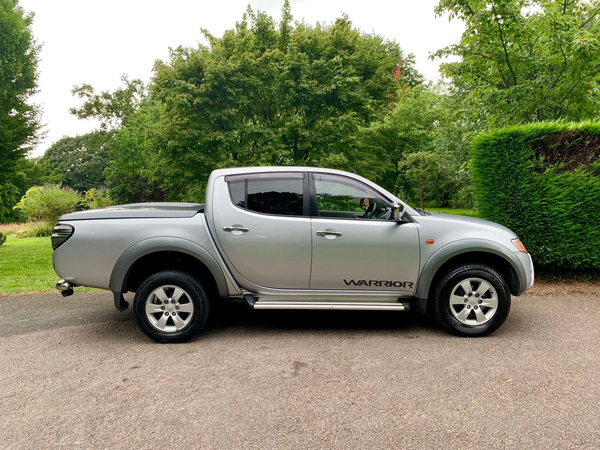 2006 L200, 1 owner! Service history! T-belt done! For Sale (picture 3 of 6)