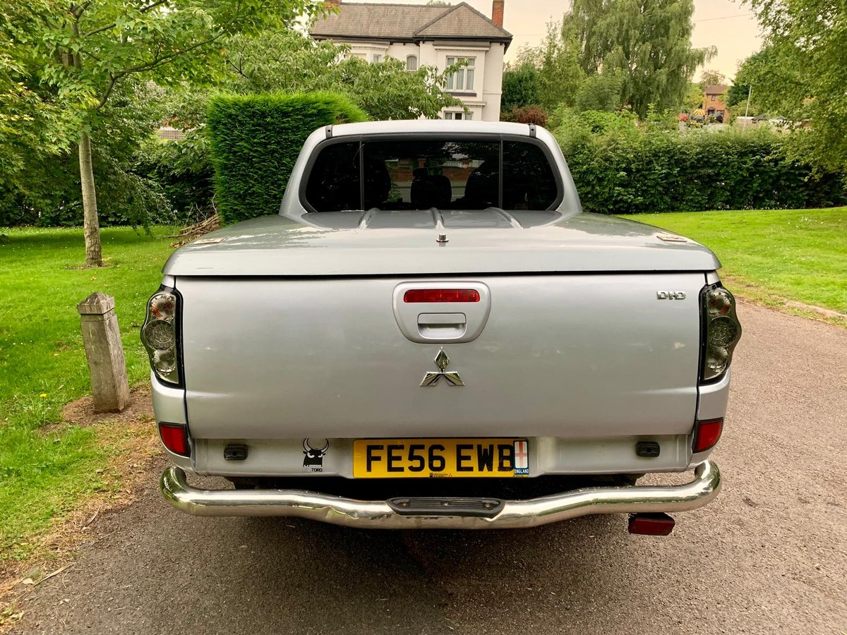 2006 L200, 1 owner! Service history! T-belt done! For Sale (picture 4 of 6)
