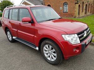 2011 Mitsubishi Shogun 3.2 DI-D LWB Elegance Automatic For Sale