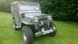 1970 Mitsubishi Jeep J54 For Sale