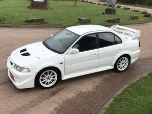 2000 Mitsubishi evo 6.5 tomi makinen For Sale
