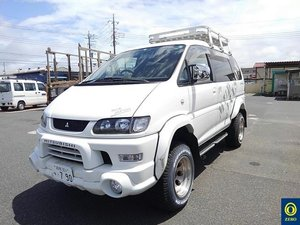 2003 MITSUBISHI DELICA 4X4 8 SEATER AUTOMATIC * LOW MILEAGE * For Sale