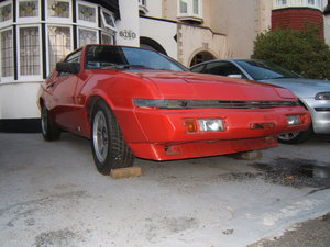1985 Mitsubishi Colt Starion 2000 Turbo for restoration For Sale