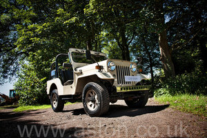 1998 Mitsubishi Jeep 2.7 TD (J55) For Sale