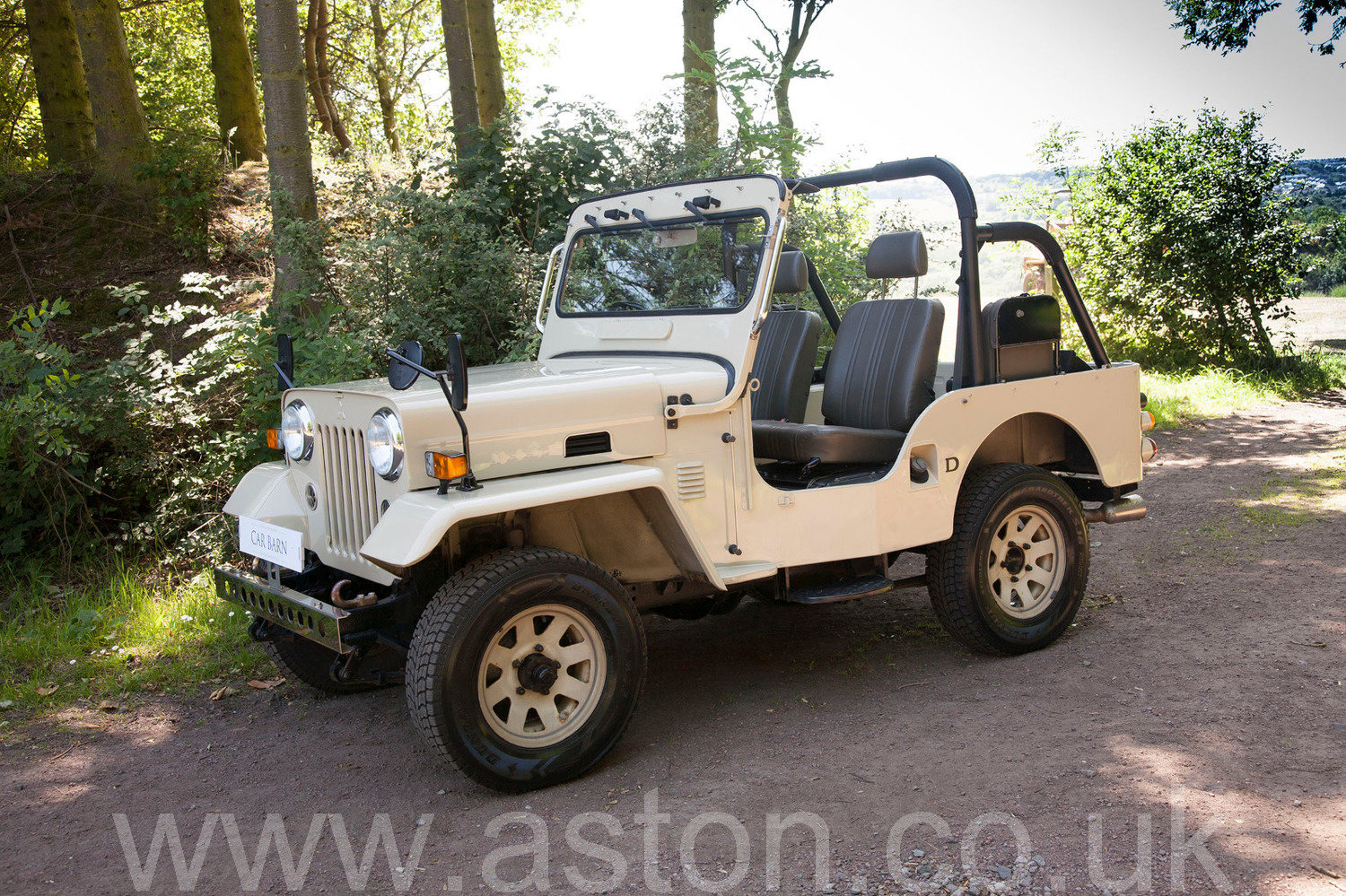 1998 Mitsubishi Jeep 2.7 TD (J55) For Sale (picture 2 of 6)